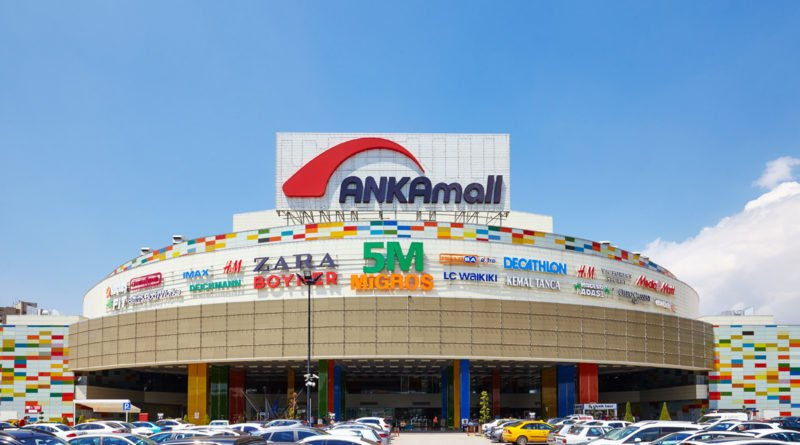 Ankamall Alışveriş Merkezi - Ankamall Sinema - Ankamall Mağazalar