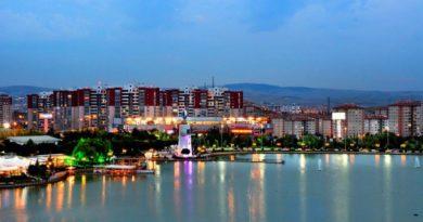 Göksu Parkı Nerede - Göksu Parkına Nasıl Gidilir - Ankara Gezi Rehberi