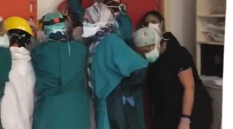 Ankara'da Sağlık Çalışanlarına Saldırı - Ankara Son Dakika Haber