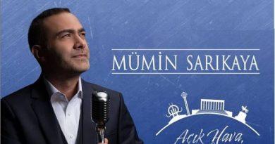 Ankara Büyükşehir Belediyesi'nden Mümin Sarıkaya Konseri